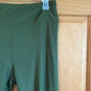 LuLaRoe Pants - Lularoe leggings size tall& curvy